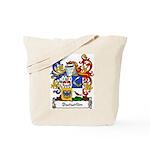 Buturlin Family Crest Tote Bag