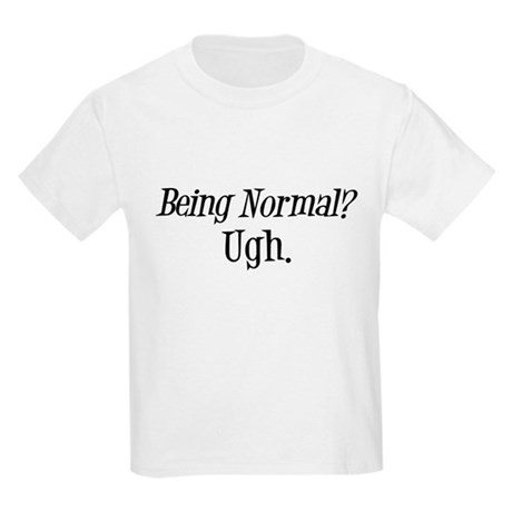 Normal Ugh Twilight Kids Light T-Shirt