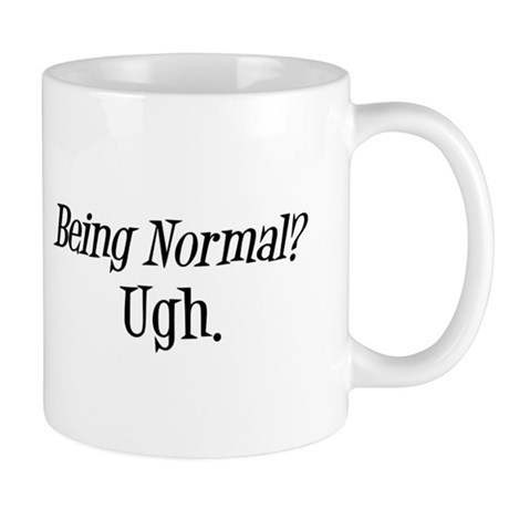 Normal Ugh Twilight Mug
