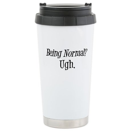 Normal Ugh Twilight Ceramic Travel Mug