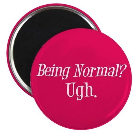 "Normal Ugh Twilight 2.25"" Magnet (100 pack)"