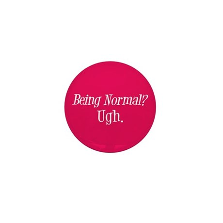 Normal Ugh Twilight Mini Button (100 pack)