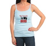 Lung Cancer Hero (Grandpa) Ladies Top