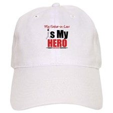 Lung Cancer Hero (FIL) Baseball Cap