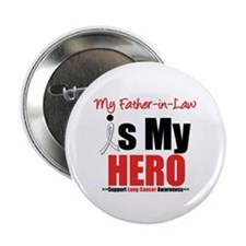 "Lung Cancer Hero (FIL) 2.25"" Button"