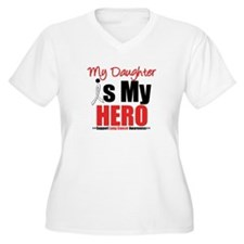 Lung Cancer Hero (Daughter) T-Shirt