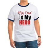 Lung Cancer Hero (Dad)  T
