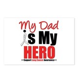Lung Cancer Hero (Dad) Postcards (Package of 8)