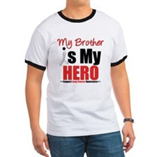 Lung Cancer Hero (Brother) T
