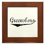 Greensboro Framed Tile