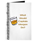 What Would Captain Morgan Do? Journal