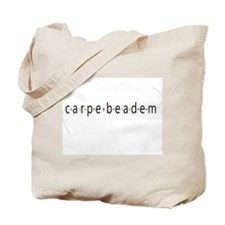 Carpe Beadem Tote Bag