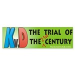 KvD Bumper Sticker