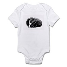 GSD agility tunnel Infant Bodysuit