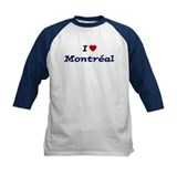 I HEART MONTREAL Tee