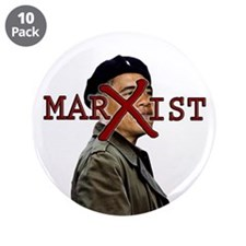 "MARXIST 3.5"" Button (10 pack)"