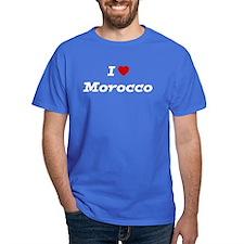 I HEART MOROCCO T-Shirt