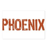 Phoenix Postcards (Package of 8)