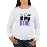 My Mom is My Hero (HL) T-Shirt