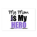 My Mom is My Hero (HL) Postcards (Package of 8)