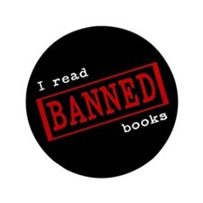 "Banned Books 3.5"" Button"