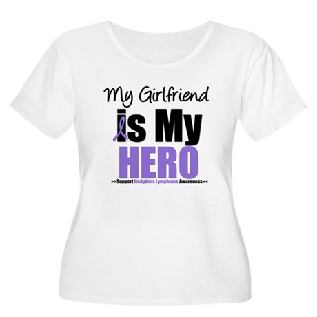 My Girlfriend is My Hero (HL) Women's Plus Size Sc