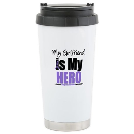 My Girlfriend is My Hero (HL) Ceramic Travel Mug