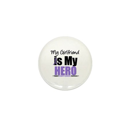 My Girlfriend is My Hero (HL) Mini Button (10 pack