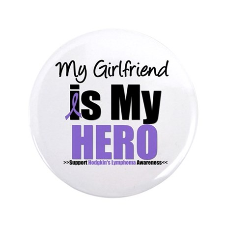 "My Girlfriend is My Hero (HL) 3.5"" Button"
