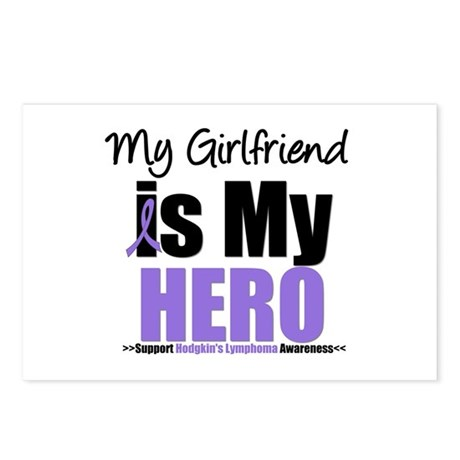 My Girlfriend is My Hero (HL) Postcards (Package o