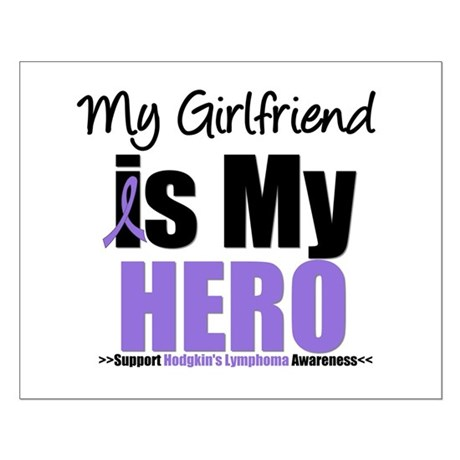 My Girlfriend is My Hero (HL) Small Poster