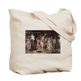 The Youth Of Bacchus Tote Bag