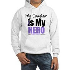 My Daughter is My Hero (HL) Hoodie