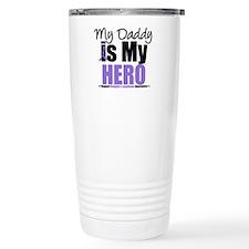 My Daddy is My Hero (HL) Travel Mug