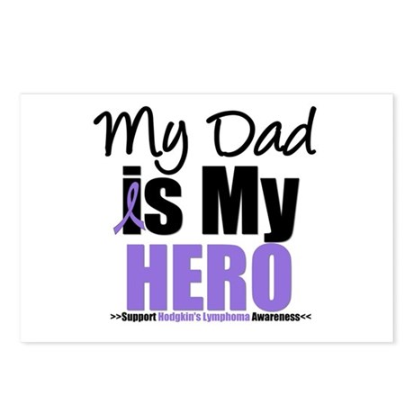 My Dad is My Hero Postcards (Package of 8)