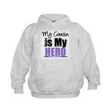 My Cousin is My Hero (HL) Hoody
