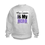 My Cousin is My Hero (HL) Sweatshirt