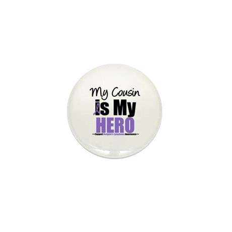 My Cousin is My Hero (HL) Mini Button (10 pack)