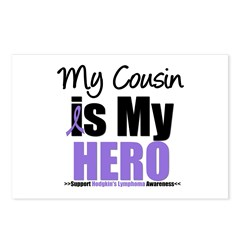 My Cousin is My Hero (HL) Postcards (Package of 8)