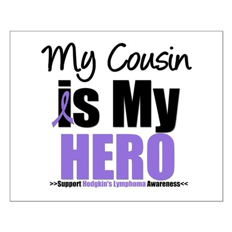 My Cousin is My Hero (HL) Small Poster