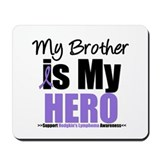My Brother is My Hero (HL) Mousepad