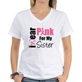 I Wear Pink (Sister) Shirt