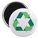 "Green Jew 2.25"" Magnet (10 pack)"