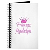 Princess Madelyn Journal
