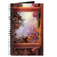 "Maxfield Parrish ""Daybreak"" Journal"