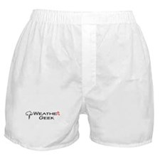 Weather Geek Boxer Shorts