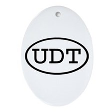 UDT Oval Oval Ornament