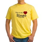 Lucky Bingo T-Shirt T