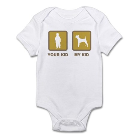 Smooth Fox Terrier Infant Bodysuit