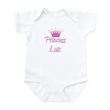 Princess Luz Infant Bodysuit